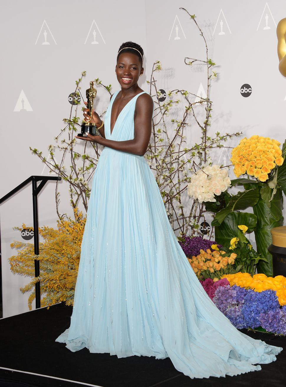 Lupita Nyong'o's Stylist on Achieving the Perfect Red Carpet Event Look