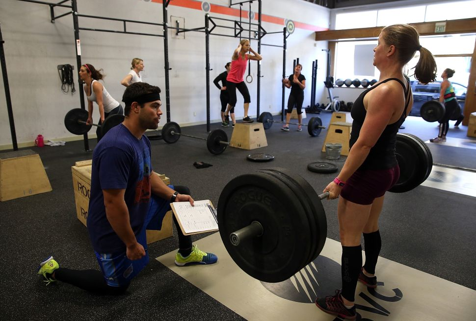 It's Official: Singles Who Do CrossFit Have More Sex