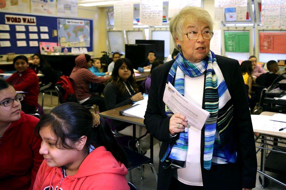 De Blasio Education Chancellor Rips Cuomo Teacher Evaluation Proposal