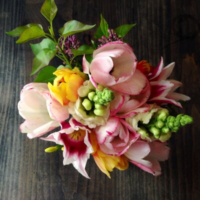 There's Still Time to Order Fresh, Locally Sourced Flowers for Your NYC Valentine