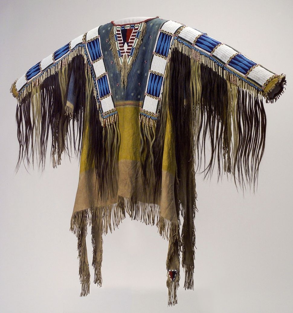 The Met to Open 'Ambitious' Plains Indian Art Exhibition Spanning 2,000 Years