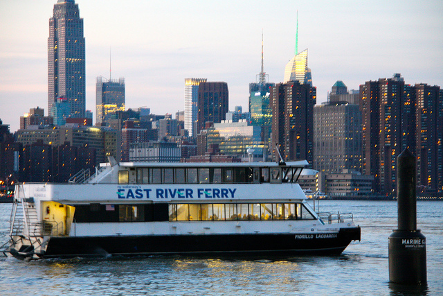 On the Market: Overcrowded Subways Lead to Delays, But Ferries Face Ice Floe Problems