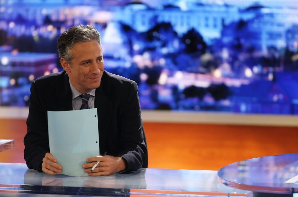 Jon Stewart Taught Me How (Not) To Be A Journalist