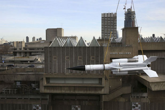 Art World Abstracts: Hayward Gallery Mounts a Cold War Missile, and More!