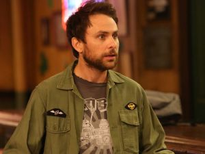 Charlie Day on It's Always Sunny in Philadelphia.