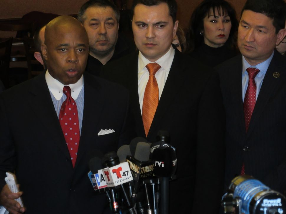 Brooklyn Borough President Plans Muslim Outreach After ISIS Arrests