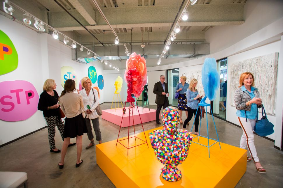 Everything is Bigger in Texas—This Year the Dallas Art Fair is Too