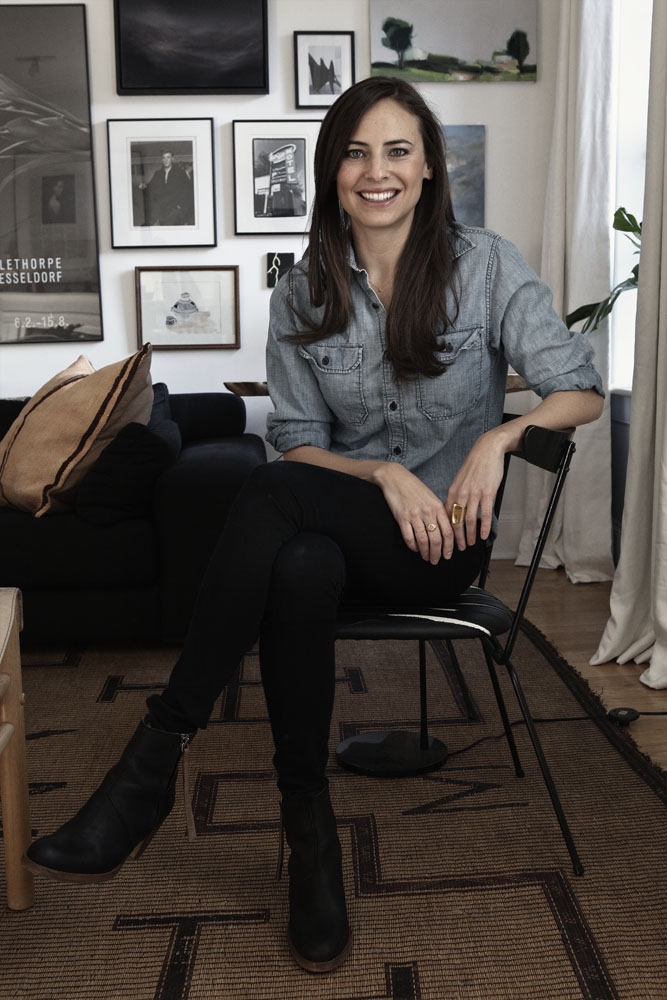At Home With: Interior Designer Ariel Ashe