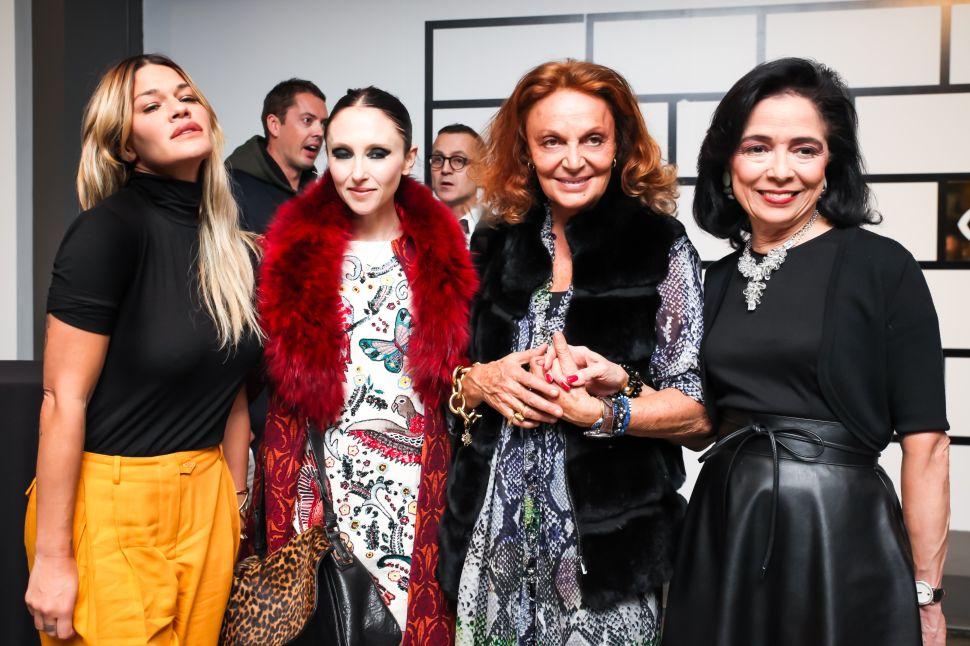 At Made Fashion Week Kickoff, De Blasio Pledges $15 Million to Fashion Industry