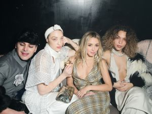 Mia Moretti, Margot, Chleo Wade