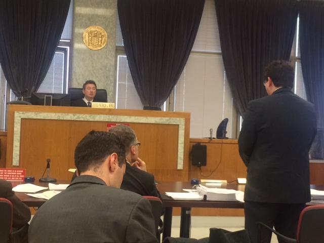 At Hoboken blogger trial, defense moves for dismissal