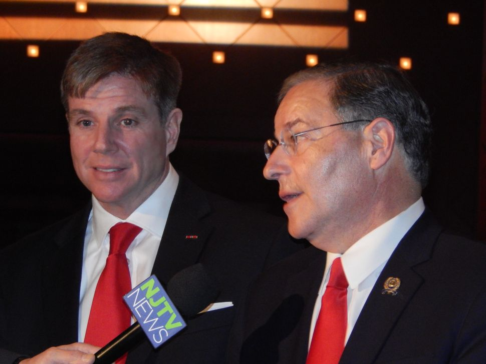 In AC, Brown offers 'no comment' on Smith and Christie comments, backs revamped PILOT