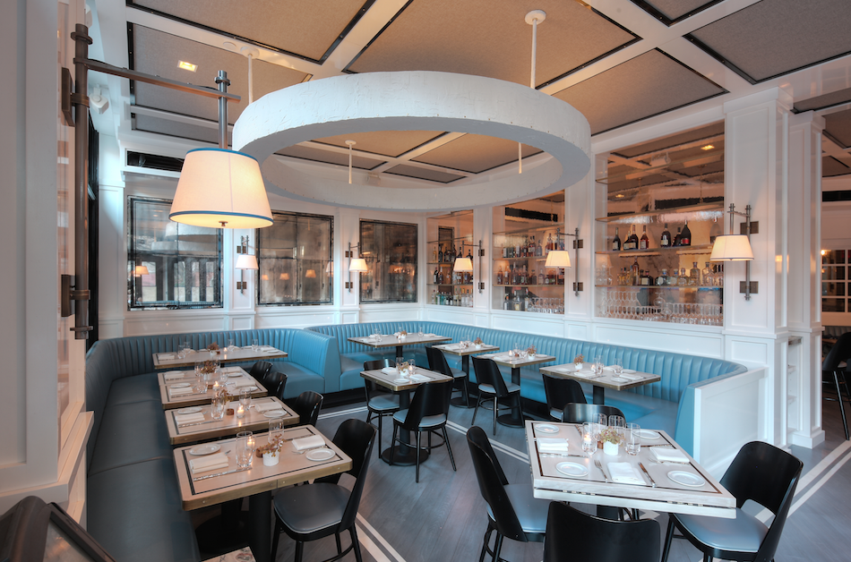 Looking Over Cafe Clover, the West Village Salad Factory Rife With Chia Seeds