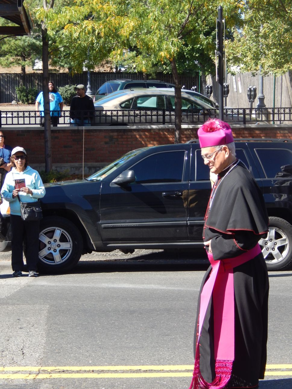 The Catholic Church and the Parade of New Jersey Politics