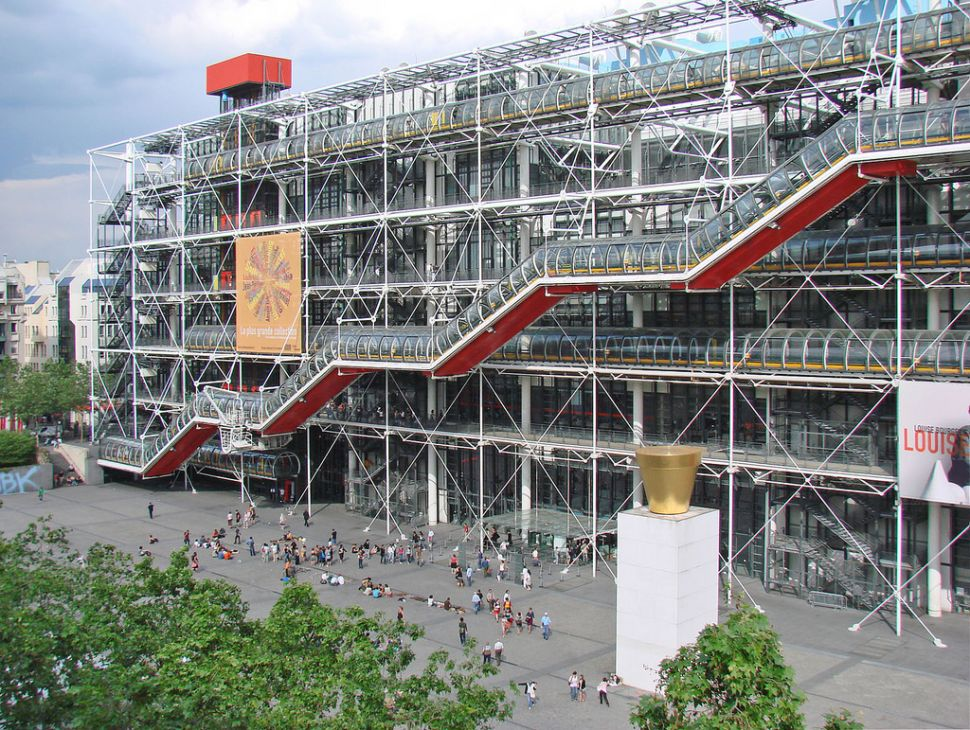 Centre Pompidou Plans to Open Pop-Up Museums Throughout France