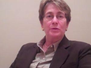 Assemblywoman Deborah Glick. (Screengrab: YouTube)