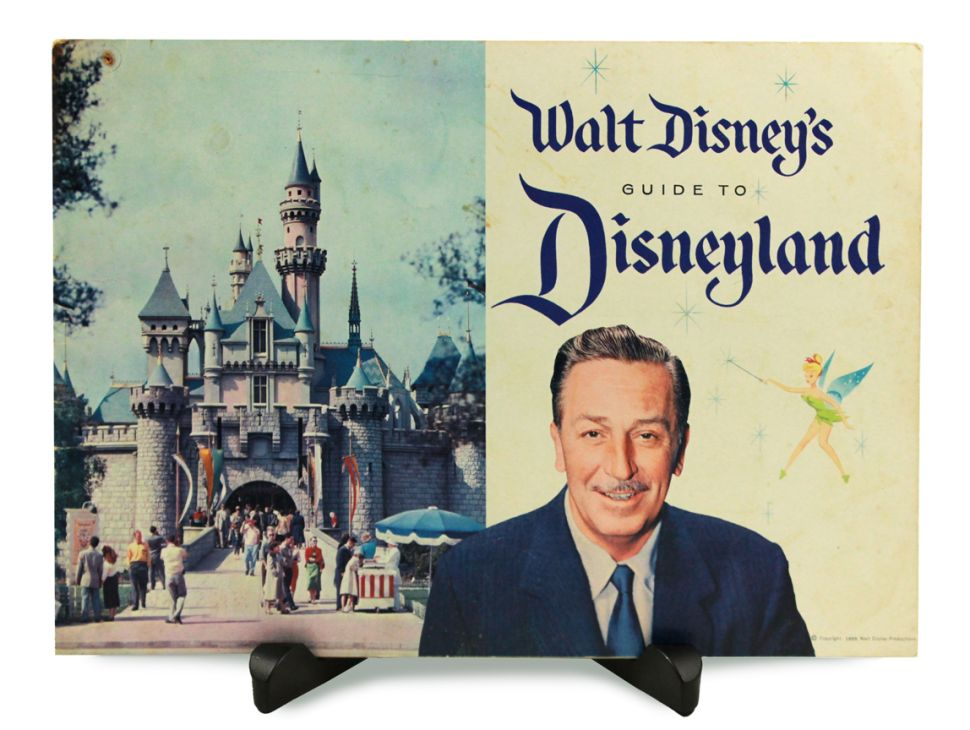 Treasure Trove of Over 1,000 Disneyland Collectibles Heads to Auction in California