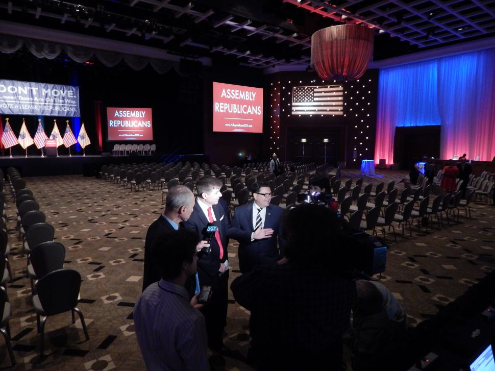 A.C. Republican conference kickoff: All about November 2015