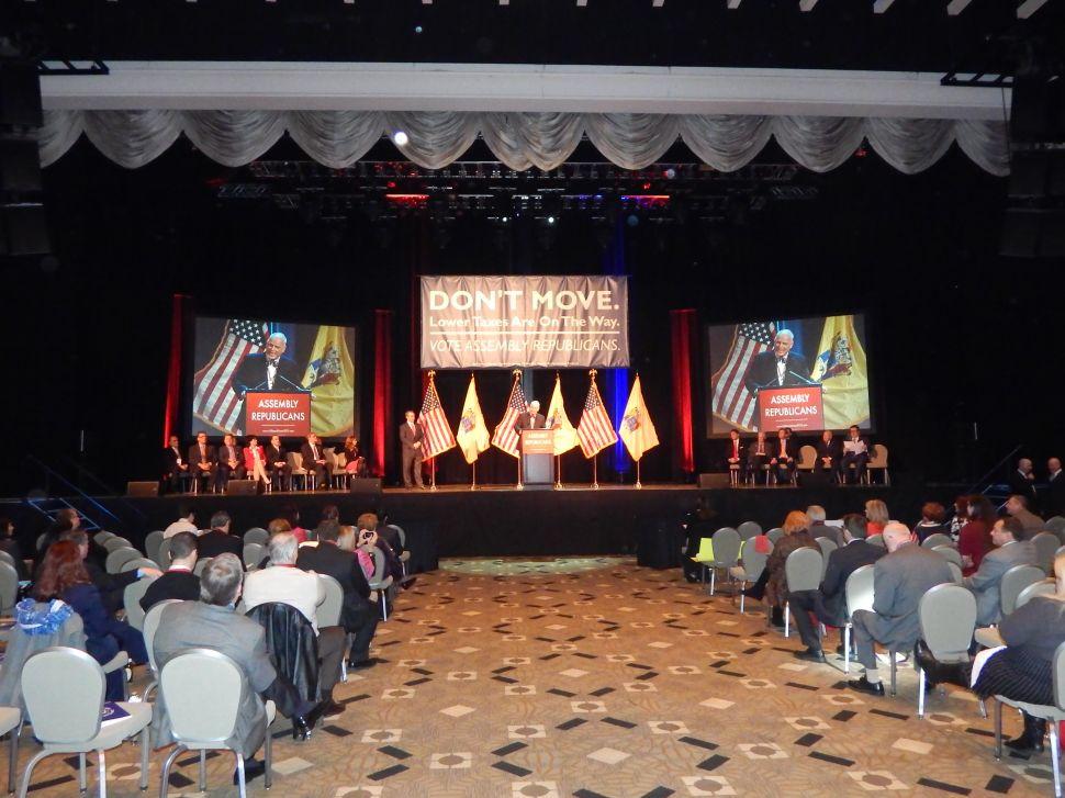 Sette in A.C.: DuHaime 'will help make' Christie president