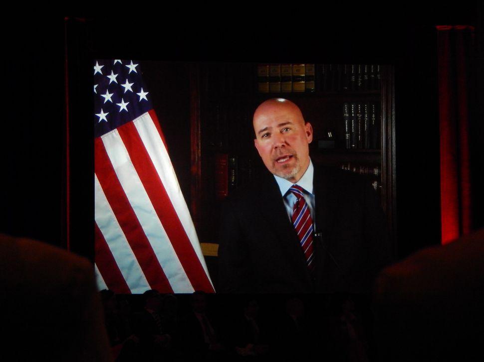 MacArthur calls for FEMA administrator's resignation
