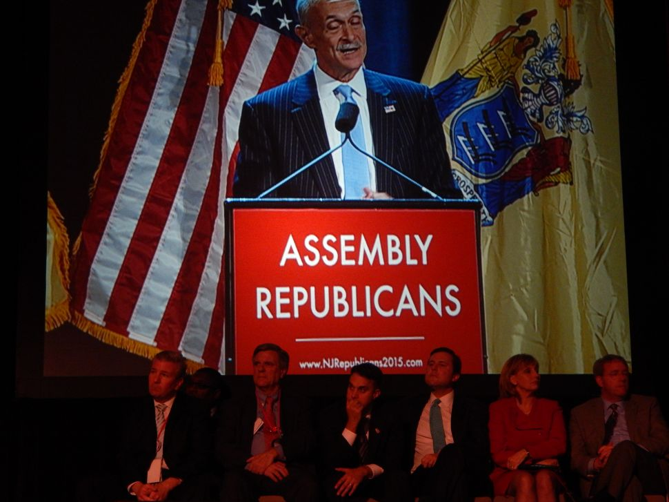 In A.C., DuHaime says Christie 'needs more Republicans in Assembly' to 'accomplish great things'