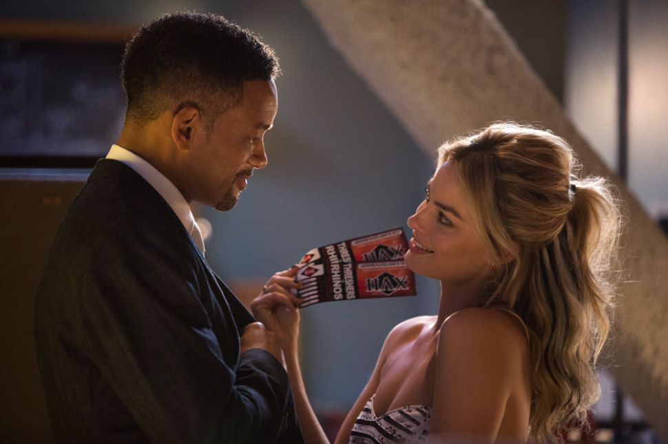 In 'Focus,' Will Smith and Margot Robbie Con Their Way Through Thick and Thin