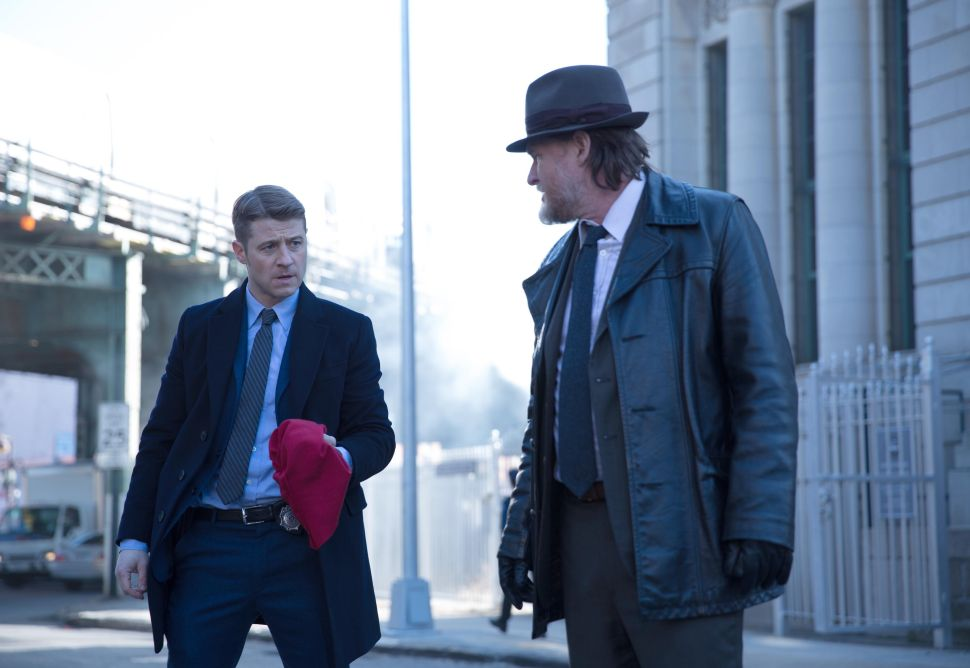'Gotham' Reference Guide 1×17: Under the Red Hood
