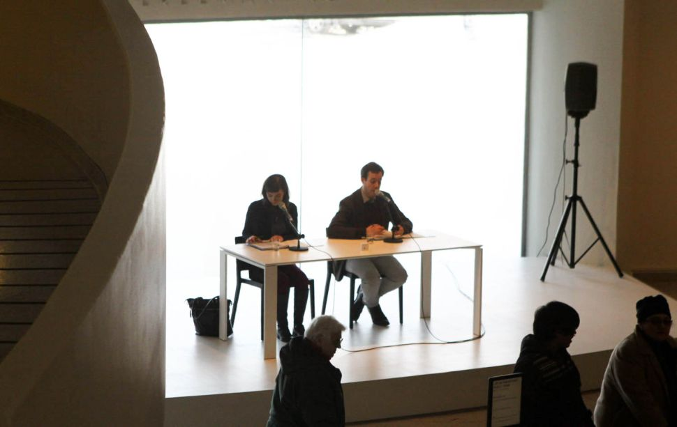 What It's Like to Read Dates for On Kawara's 'One Million Years' at the Guggenheim