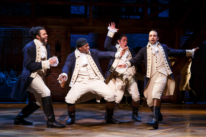 A 'Hamilton' Fan Is Helping You Win Tickets With His App