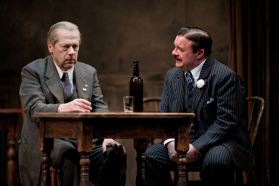 Nathan Lane Raises a Glass to Tragedy in BAM's 'The Iceman Cometh'