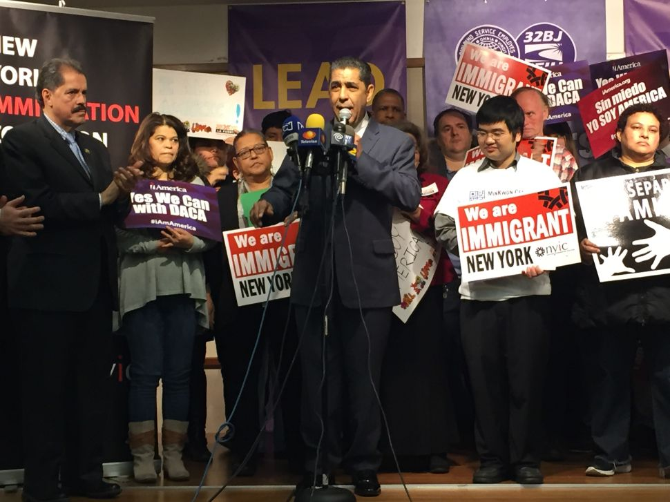 Pols Call Judge's Immigration Order Injunction a 'Bump in the Road'