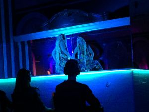 Ryan McNamara's MEEM 4 MIAMI: A Story Ballet About the Internet, (2014). (Photo by Alanna Martinez)