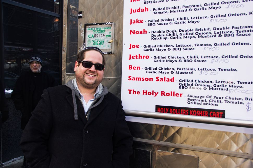 Contrary to Post Report, Everything Is Kosher in the Food Cart Wars