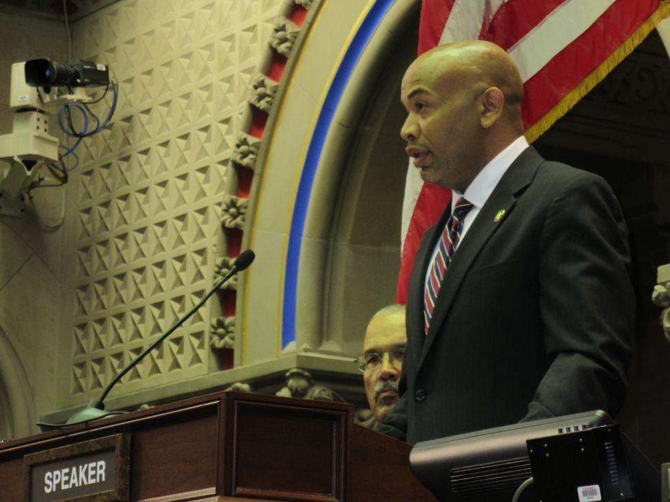 Assembly Speaker 'Deeply Saddened' by Conviction of Sheldon Silver