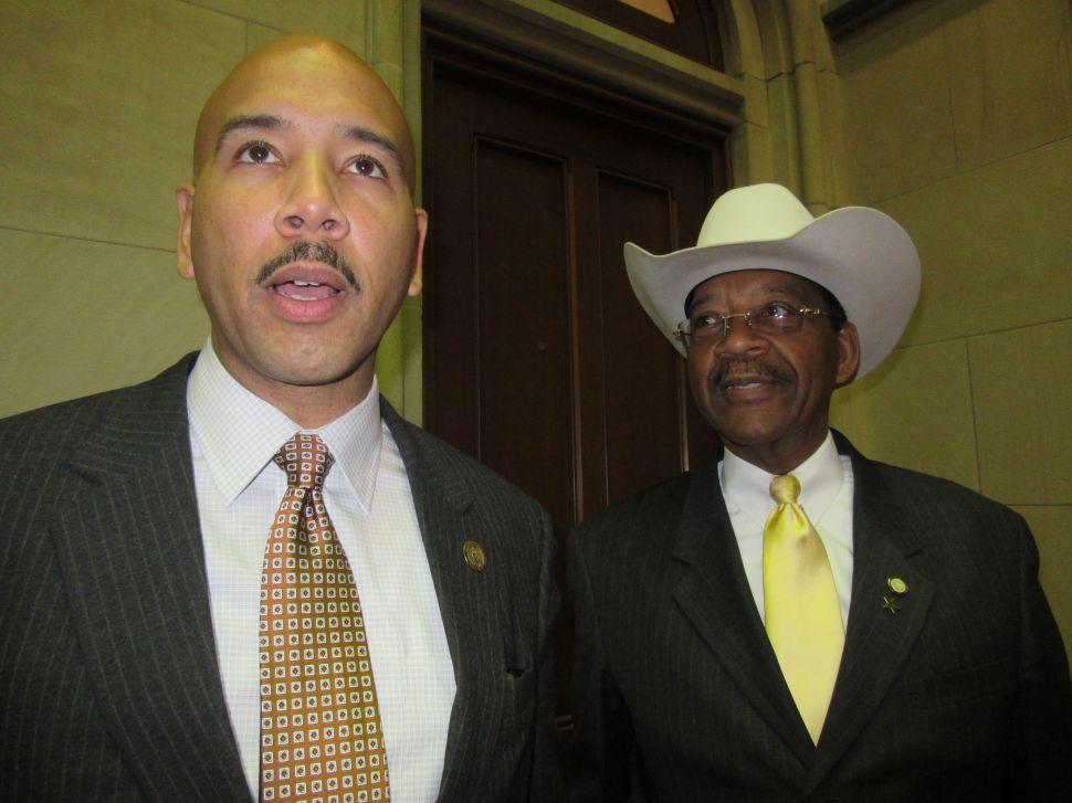 Bronx Borough President Hails Election of Speaker Carl Heastie