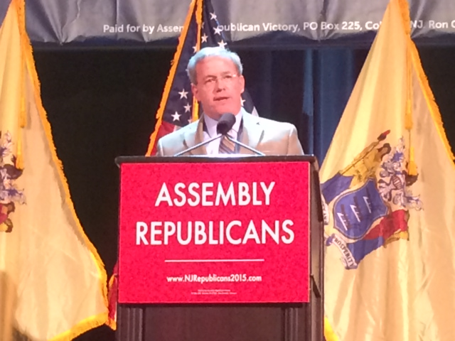 """Chiesa on AG chances: """"I'm proud to continue to support"""" Christie"""