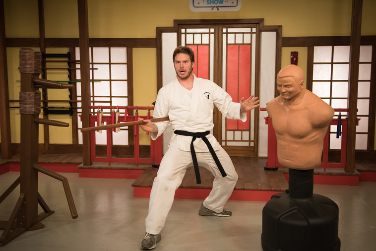 Ranking the Fake 'Johnny Karate' Commercials From Last Night's 'Parks and Rec'