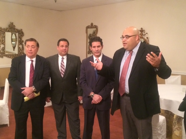 Marenco named North Bergen commissioner candidate, creating majority Latino slate