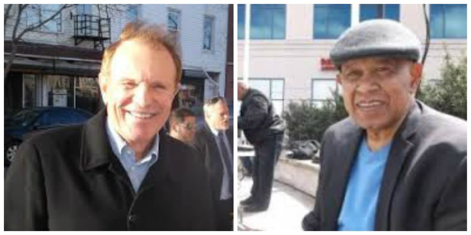 Lesniak on Stender situation: Local Union Dems leaders must deal with it
