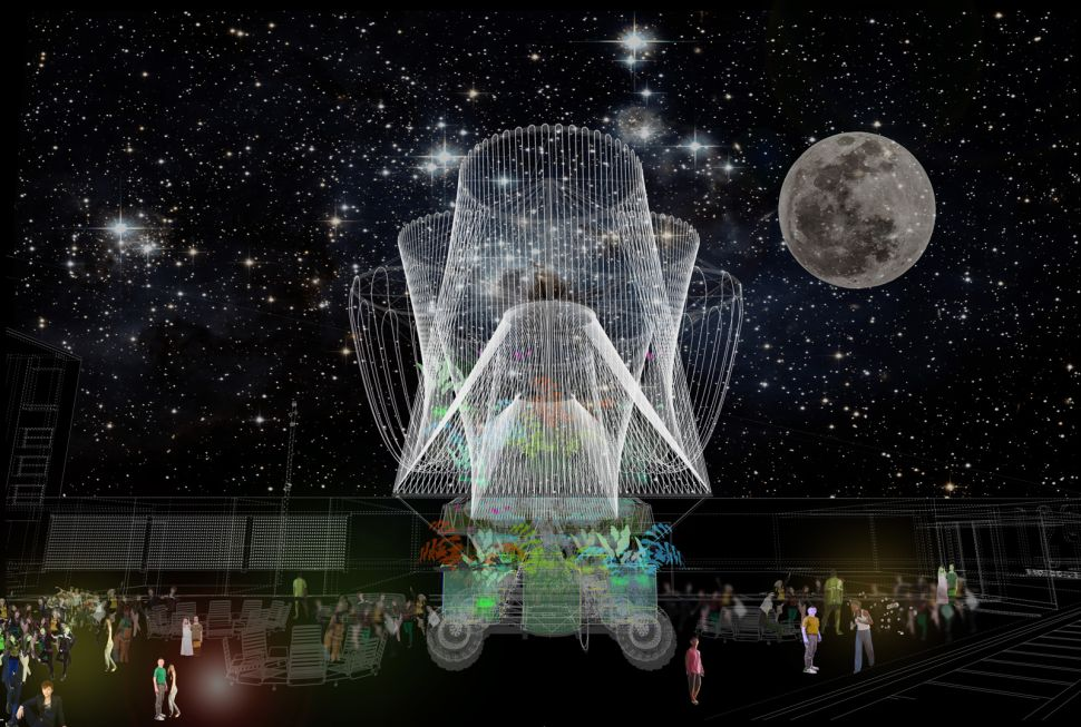 MoMA and MoMA PS1 Name Andrés Jaque Winner of Young Architects Program