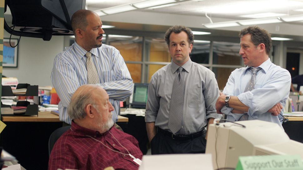 'The Wire' Wednesdays, Part Nine: The Death of Print