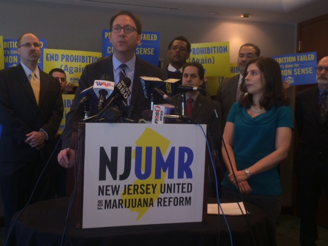 N.J. marijuana legalization supporters launch new advocacy group