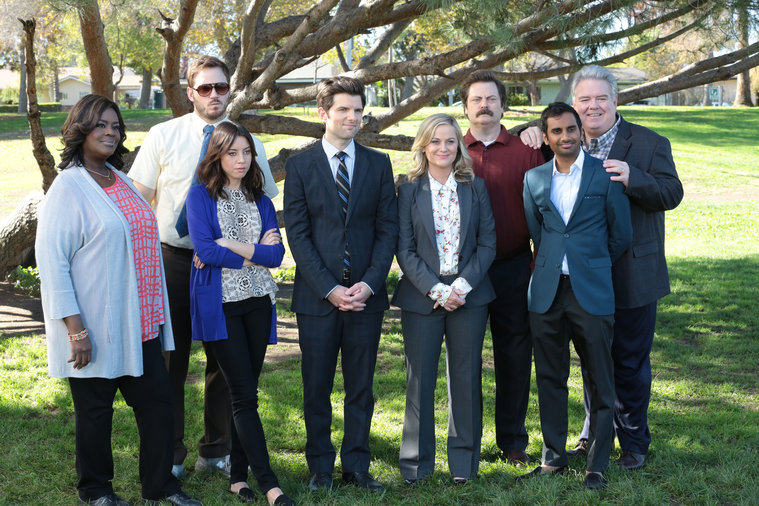 Treat Yo Self! 'Parks and Recreation' Is Coming to Comedy Central