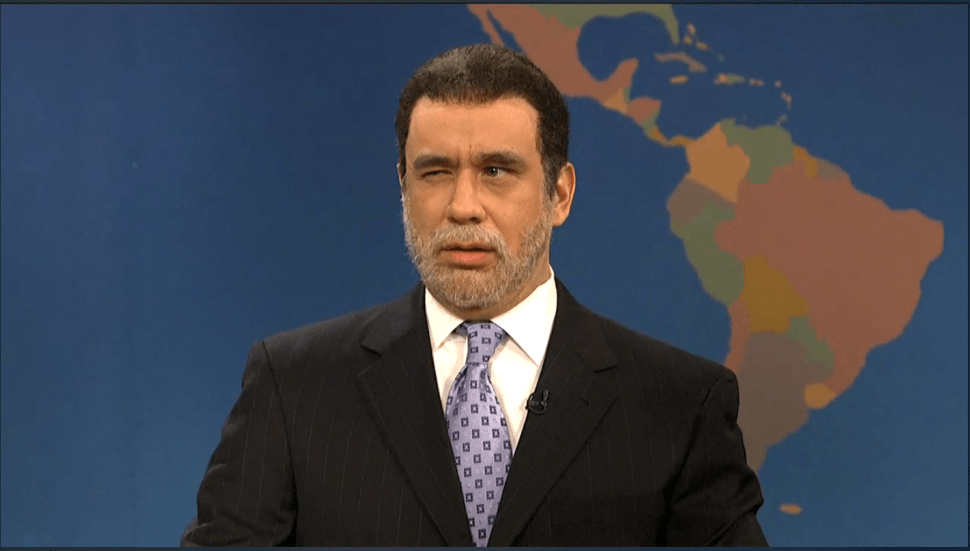 David Paterson Blames Poor Approval Ratings on 'Saturday Night Live'