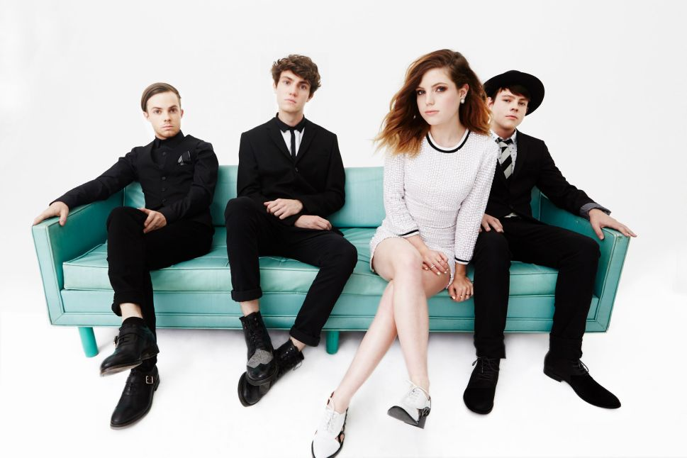 For the 'Cool Kids' of Echosmith, It's All in the Family