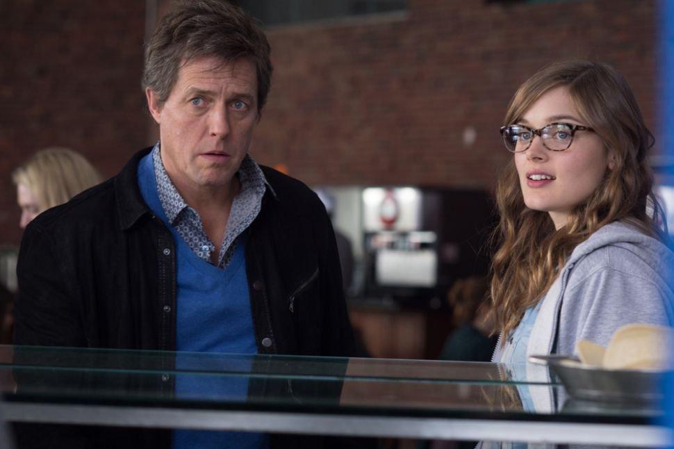 Get Me Rewrite! Hugh Grant's Schtick No Longer Redeems Him