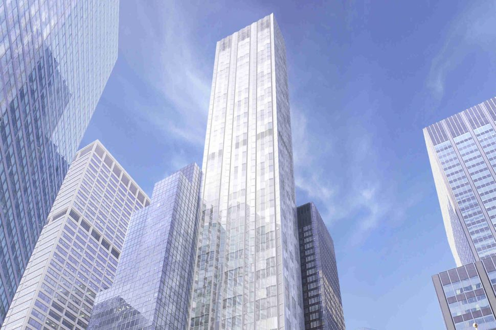 Name Changer: 610 Lexington Will Now Be Known as 100 East 53rd Street