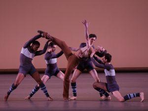 Russell Janzen in 'Rõde,õ: Four Dance Episodes.