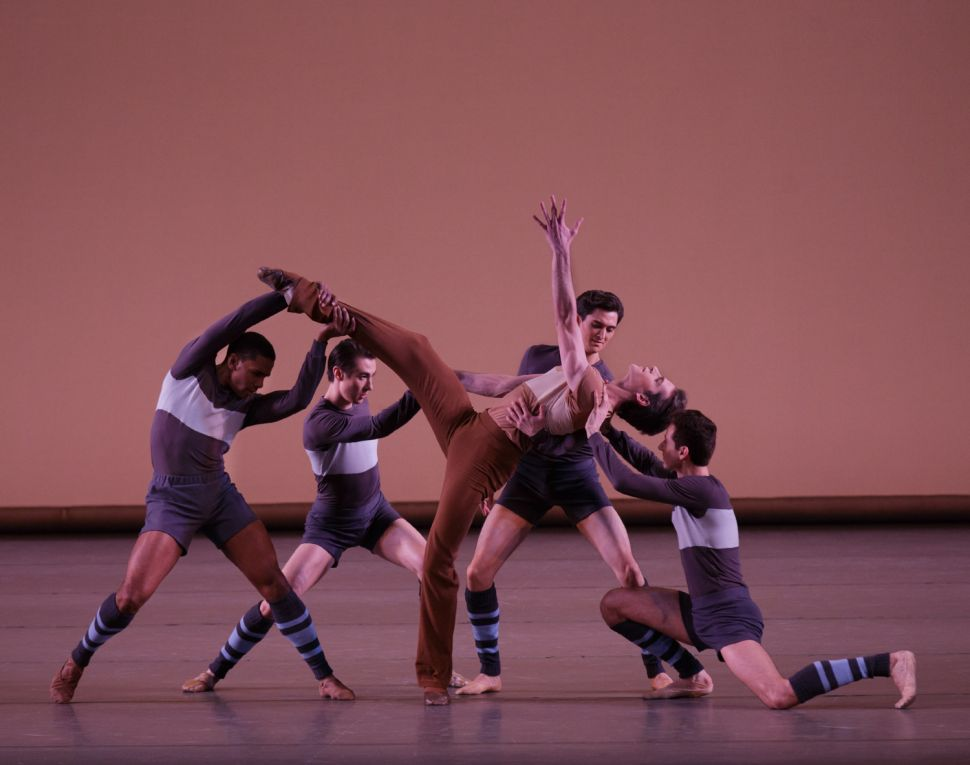 Feeling Peckish at the Ballet: Two Young Stars Brighten the NYCB Season