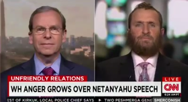 Rabbi Shmuley Extracts Apology from J Street's Jeremy Ben Ami on CNN